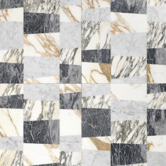 Opus | Piano patchwork de Lithos Design | Planchas de piedra natural
