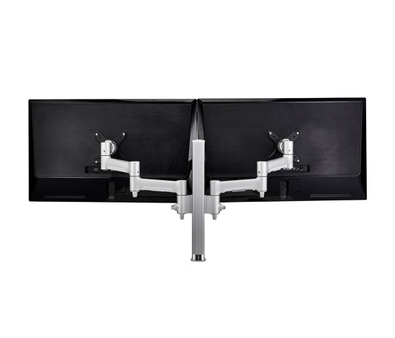 Modular   400mm Post with Two 460mm Monitor Arms AWMS-2-4640 by Atdec   Table equipment