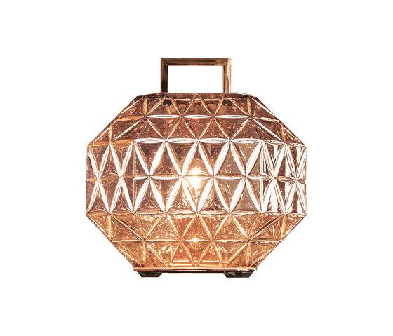 TREASURE TA DELUXE de Contardi Lighting   Luminaires de table
