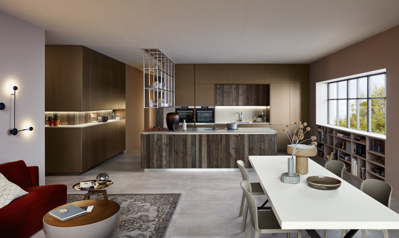 Lounge by Veneta Cucine | Fitted kitchens