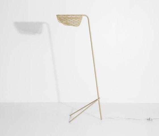 Méditerranéa   Floor lamp by Petite Friture   Free-standing lights