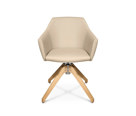 W-Cube 5 Leather by Wagner | Chairs