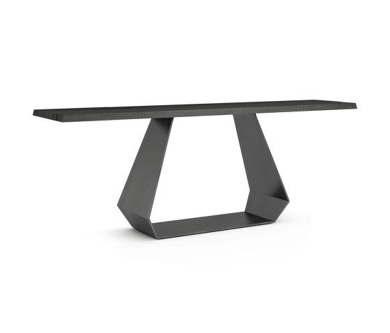 Amond console by Bonaldo | Console tables