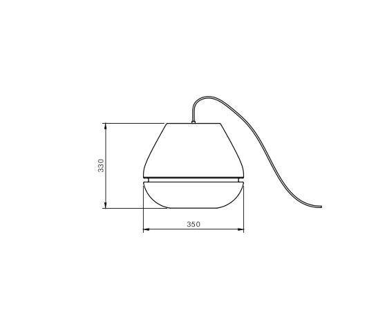 3X3X3 T1-360 de Hind Rabii | Luminaires de table