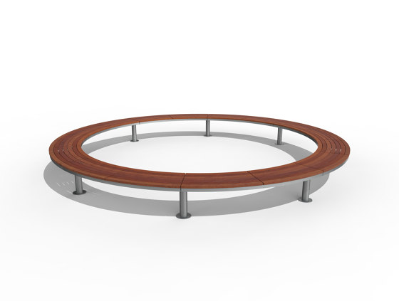 Ogden Bench by Maglin Site Furniture | Benches