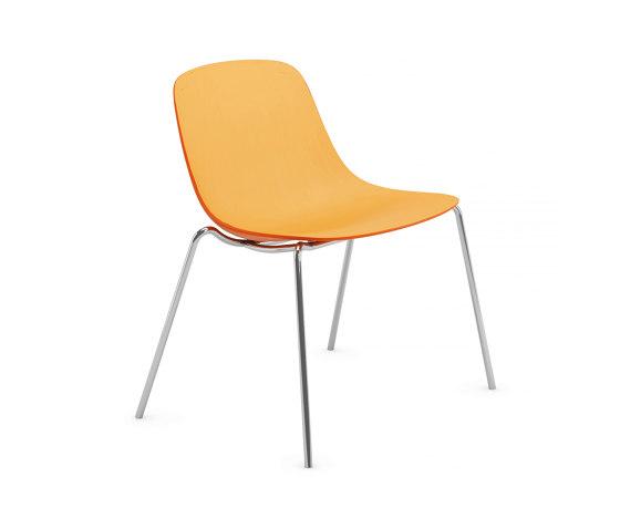Pure Loop Binuance Maxi 4 legs de Infiniti Design | Sillas