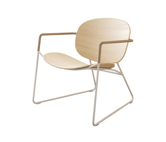 Tondina lounge with covered arms von Infiniti   Sessel
