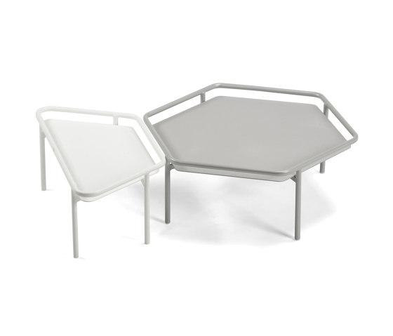 Hive | Hexagonal Table di EGO Paris | Tavolini bassi