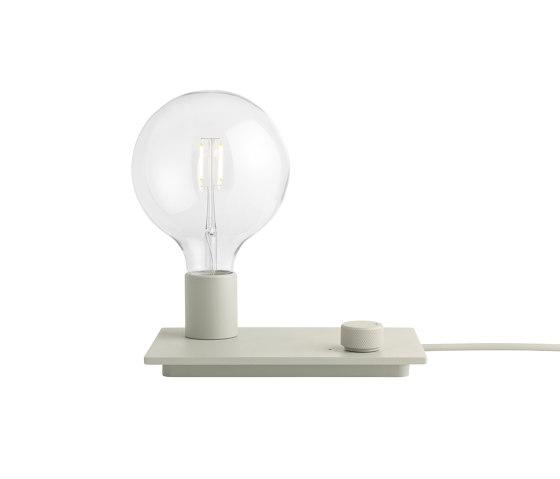 Control Table Lamp de Muuto | Lámparas de sobremesa