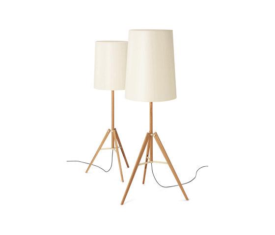Tripod | Floor lamp di Carpyen | Lampade piantana