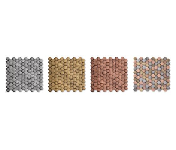 Copycat de De Castelli | Mosaïques métal