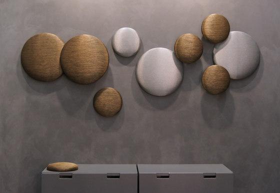 Woolbubbles® Green Medicine de Wobedo Design | Sistemas fonoabsorbentes de pared