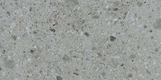 Iseo iTOP Gris Bush-hammered de INALCO   Panneaux matières minérales