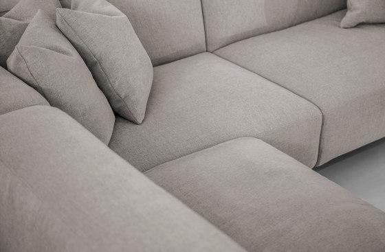 Endless modular Sofa de Bensen | Canapés