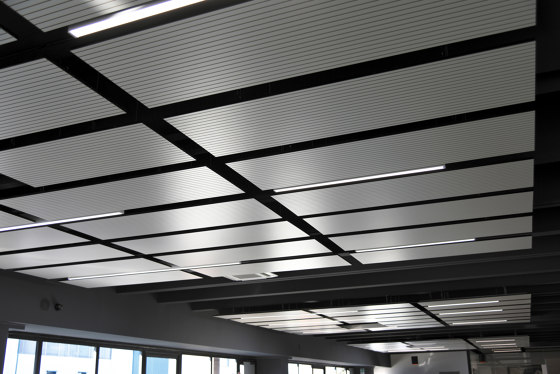 Passepartout by Fantoni | Illuminated ceiling systems