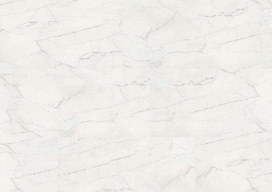 wineo PURline® Tiles | White Marble di Mats Inc. | Pavimenti gomma