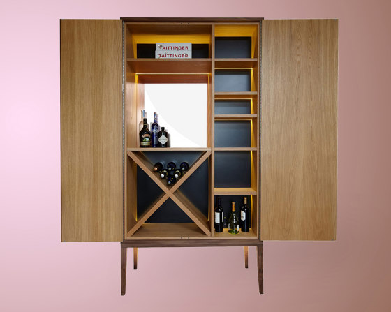 Hugh Drinks Cabinet de Ivar London | Armoires