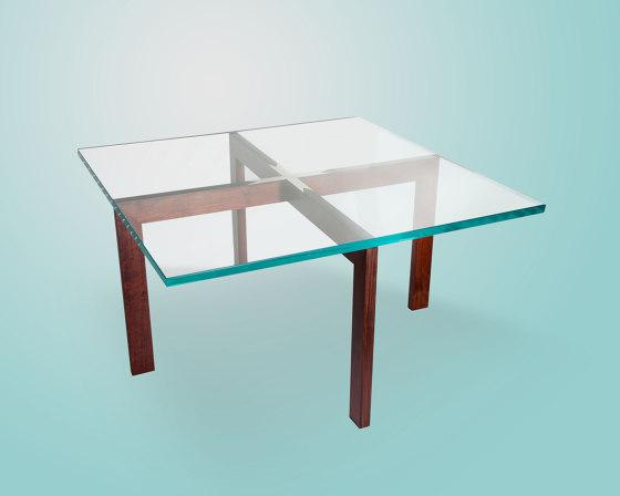 Martin Coffee Table de Ivar London | Tables basses