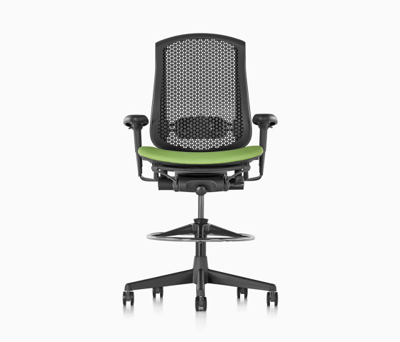 Celle Stool by Herman Miller | Office chairs