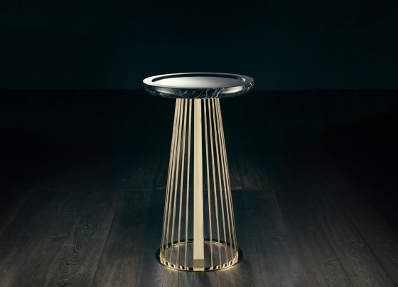 RENDEZ-VOUS Tall Table by GIOPAGANI | Side tables