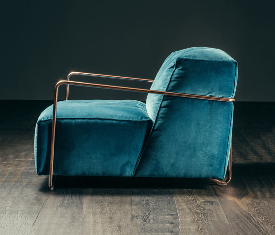 JE T'ATTENDS Armchair by GIOPAGANI | Armchairs