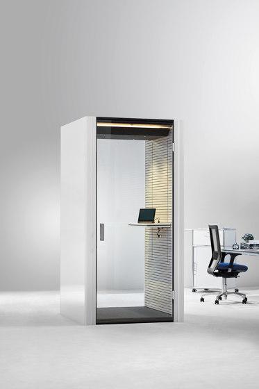 telephone cube 2.0 von Bosse | Telefonkabinen