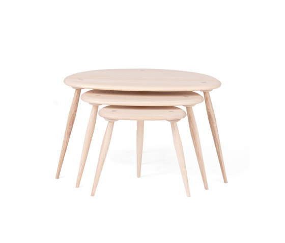 Originals | Nest Of Tables by L.Ercolani | Side tables