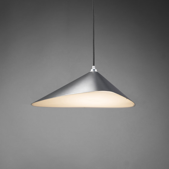 Emily I semi-matte by Daniel Becker Studio | Suspended lights