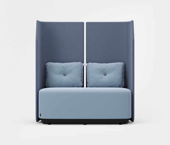 Fields 2 seater by Kinnarps | Sofas