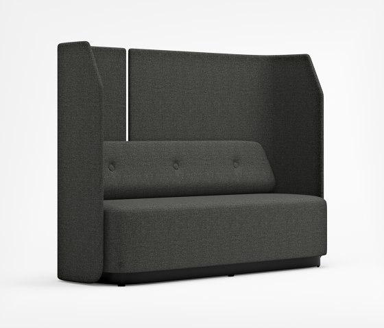 Fields 3 seater by Kinnarps | Sofas