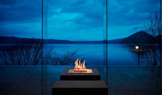 BK5 by EcoSmart™ Fire   Open fireplaces