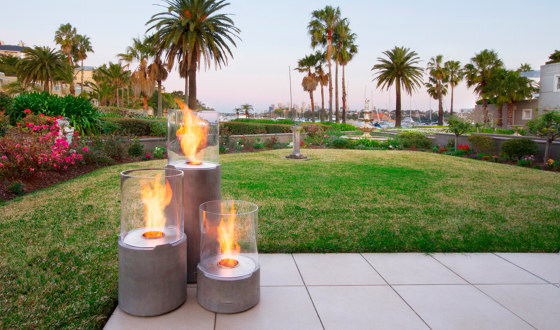 Lighthouse 150 by EcoSmart Fire | Open fireplaces