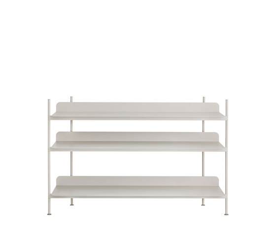 Compile Shelving System | Configuration 2 by Muuto | Shelving