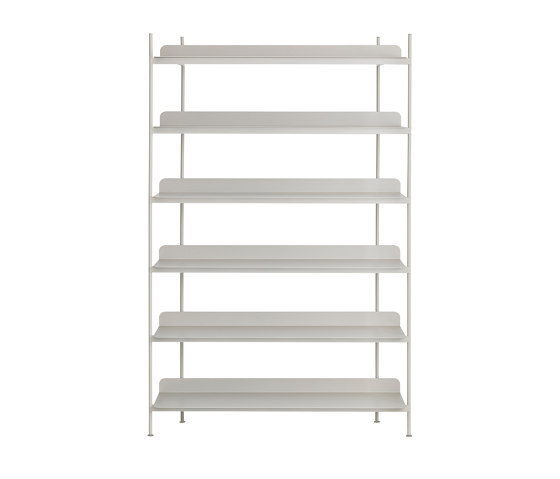 Compile Shelving System | Configuration 4 by Muuto | Shelving
