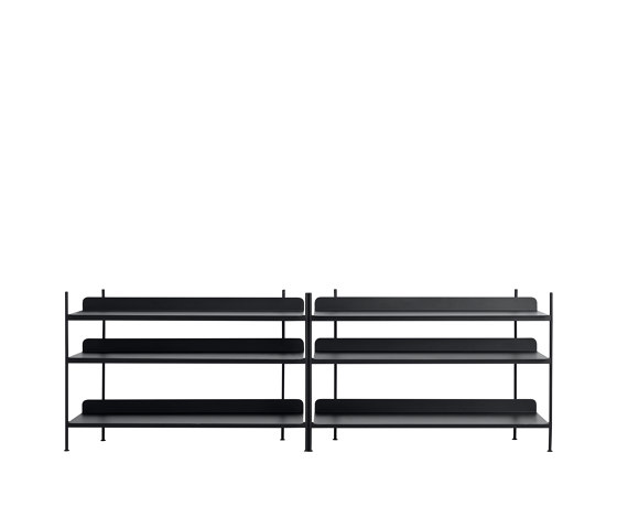 Compile Shelving System | Configuration 6 by Muuto | Shelving