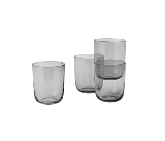 Corky   Tall glasses by Muuto   Glasses