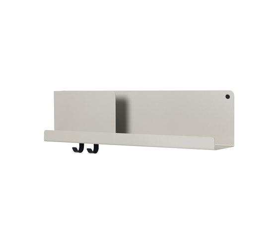 "Folded Shelves | 63 X 16,5 CM / 24.75 X 6.5"" by Muuto | Shelving"