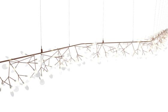 Heracleum Endless - Copper de moooi   Lámparas de suspensión