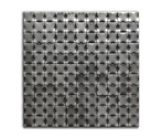 Diamond 30 di De Castelli | Mosaici metallo