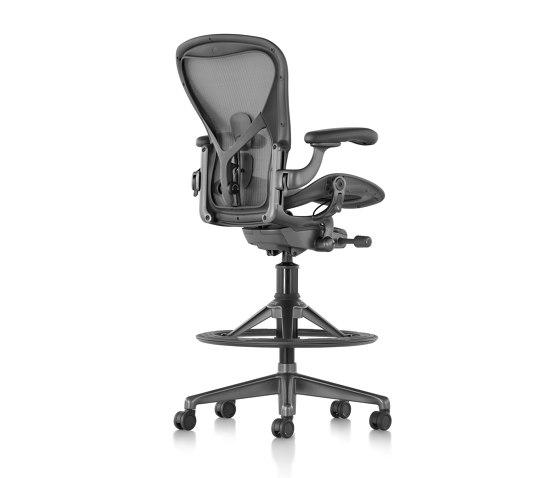 Aeron Stool de Herman Miller | Chaises de comptoir