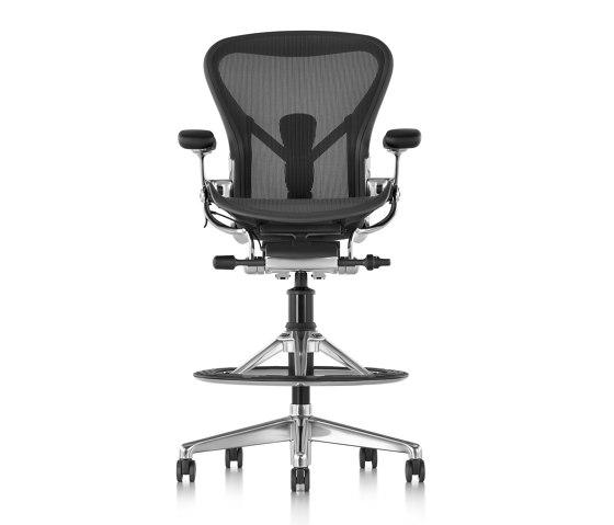 Sgabello Aeron di Herman Miller | Sedie ufficio