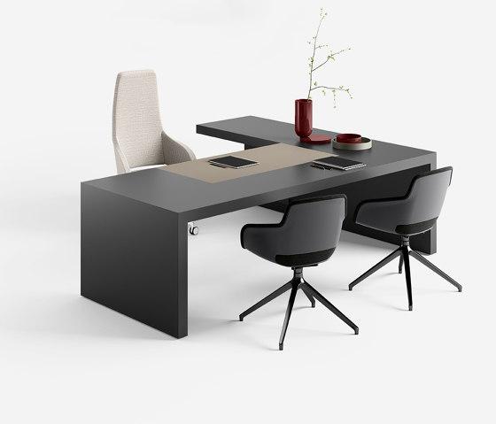 Vogue by Sinetica Industries | Desks