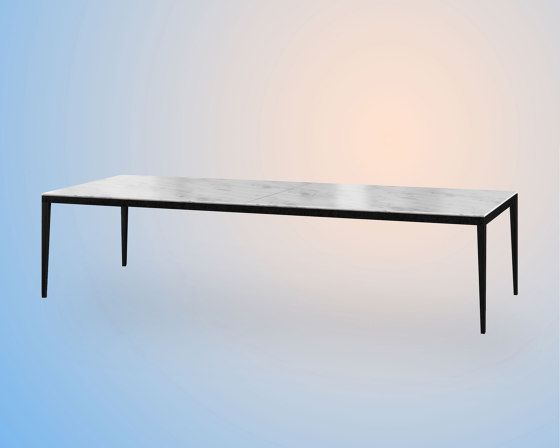 Laurie Dining Table by Ivar London | Dining tables