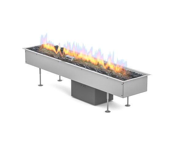 Galio Insert Automatic by Planika | Fireplace inserts