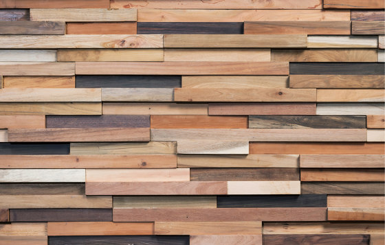 Blunt by Wonderwall Studios | Wood panels