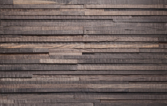 Sage by Wonderwall Studios | Wood panels