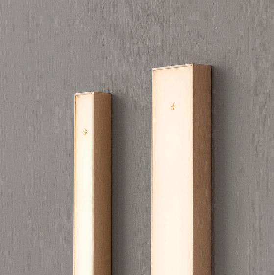 SIM Frame Small di KAIA | Lampade parete