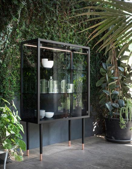 Juno by miniforms | Display cabinets