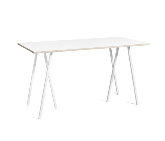 Loop Stand High Table 180 de HAY | Mesas altas
