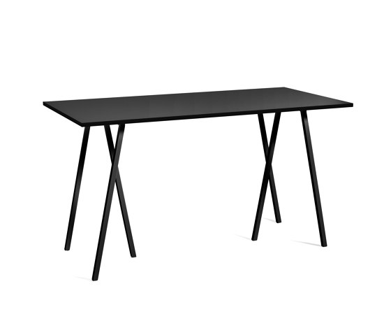 Loop Stand High Table 180 by HAY | Standing tables